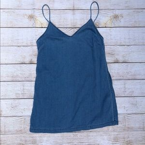 Wilfred Free | Vivienne Dress | Chambray| M